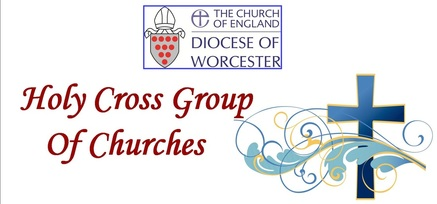 Holy Cross Group of Churches strap